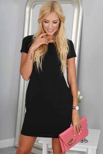 Šaty čierne