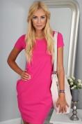 Šaty ružové