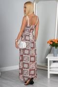 Štýlové dlhé maxi šaty na ramienka