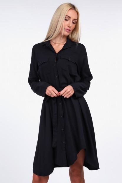 Košeľové šaty moderného strihu dd7e7f7ec4f