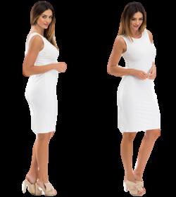 Biele šaty