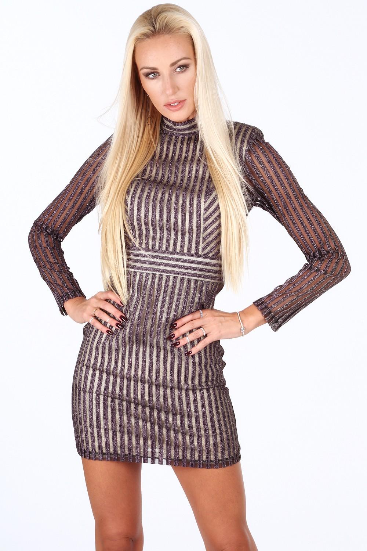 Dámske koktejlové šaty