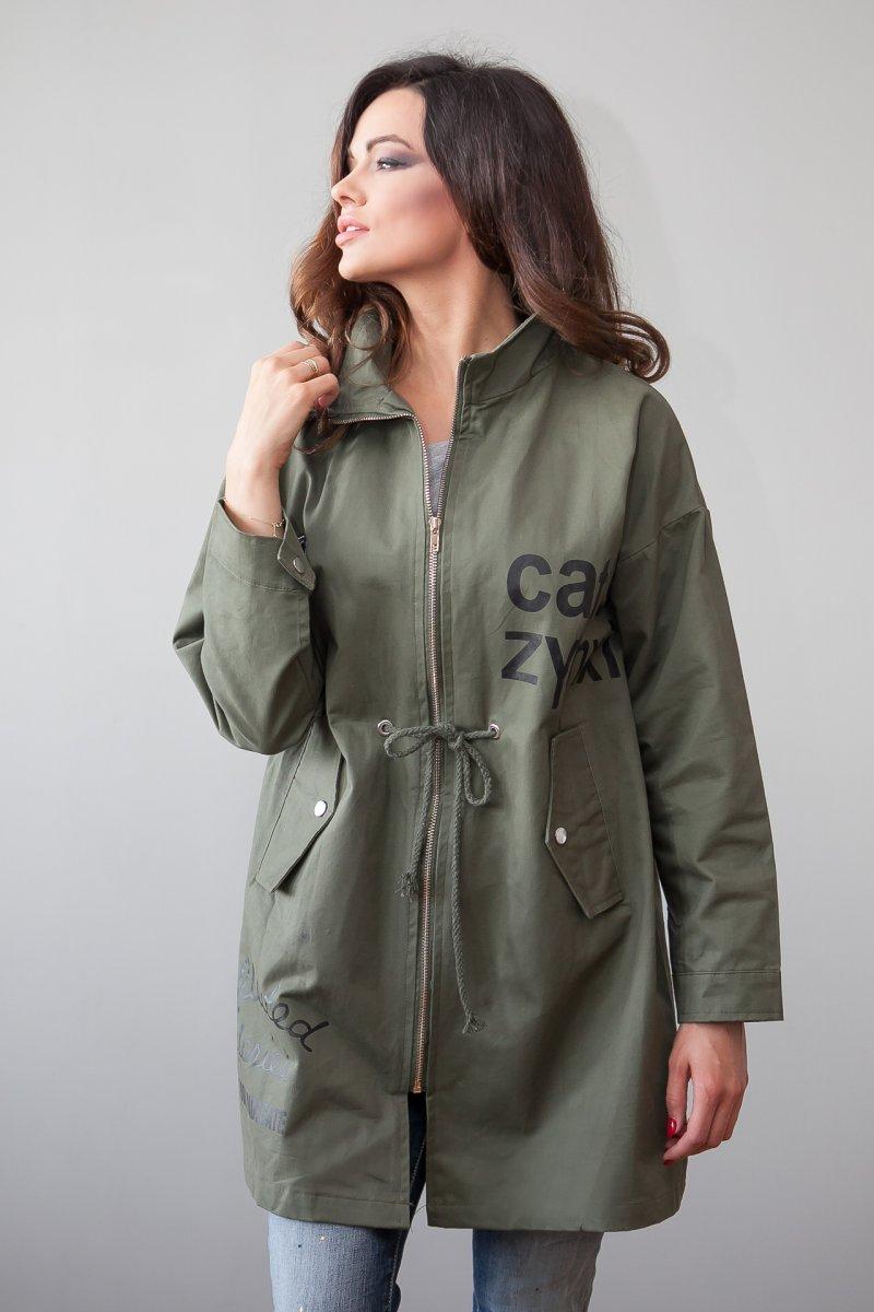 Prešívaná bunda vás udrží v teple aj v nečase.