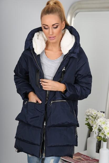 Hrubá zimná bunda od Fasardi
